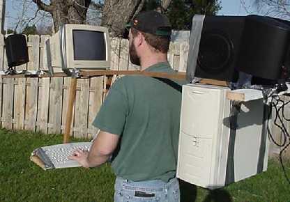 De HardOCP mobiele PC