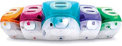 Apple iMac kontje