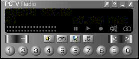 PCTV Radio