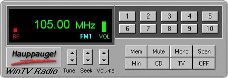 WinTV Radio