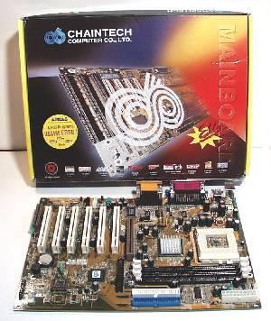 Chaintech CT-6OJV