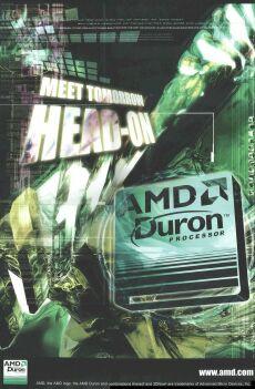 AMD Duron poster klein