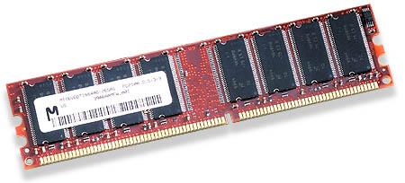 Micron DDR DIMM