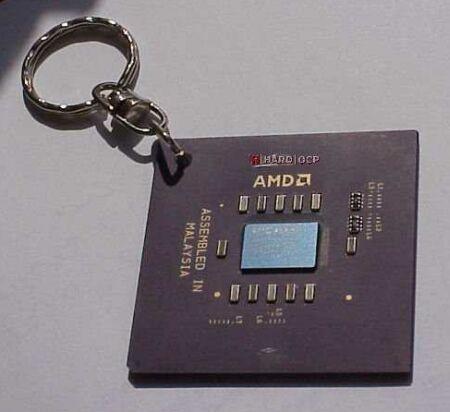 1GHz Athlon sleutelhanger