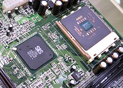 SiS 730S chipset op mobo (groot)