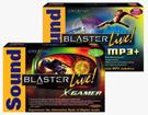 Sound Blaster Live! MP3+ en X-Gamer box
