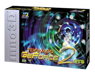 Inno3D Tornado GeForce2 GTS 64MB