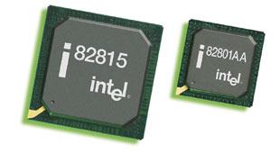 4 moederborden review - i815 chipset