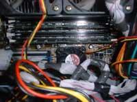 ICS chip met koeling