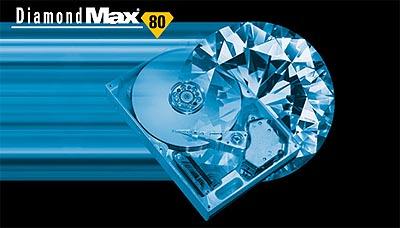Maxtor DiamondMax 80 logo