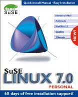 SuSE 7.0 Personal edition