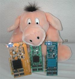 GeForce2 MX kaarten