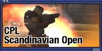 CPL Scandanavian Open te Kopenhagen