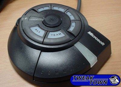 Microsoft SideWinder Game Voice hub