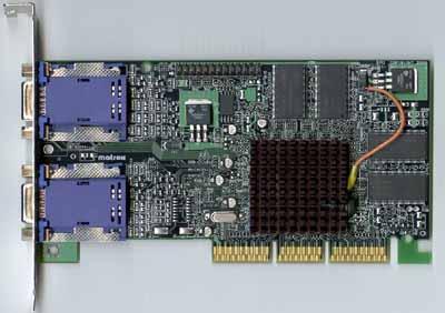 Matrox Millennium G450