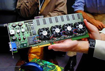 3dfx Voodoo5-6000 op ECTS
