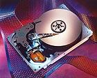 Seagate IDE harddisk (klein)