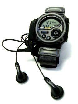Casio WMP-1V MP3 polshorloge