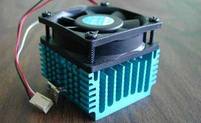 AMK K6550 Cooler