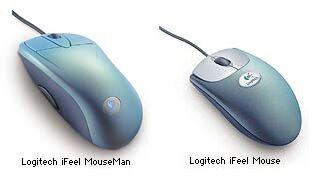Logitech iFeel muizen