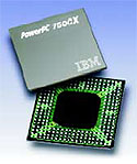 IBM PowerPC 750CX (G3)
