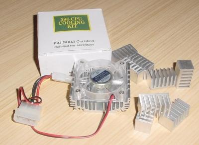 Mellenger videokaart cooling kit