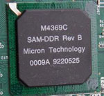 Micron Samurai DDR chipset