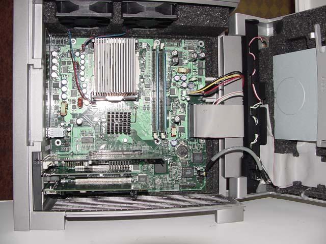 Pentium 4 MicroSystem