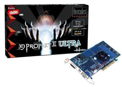 Hercules 3D Prophet II Ultra