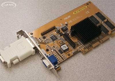 Asus V7100/2V1D GeForce2 MX