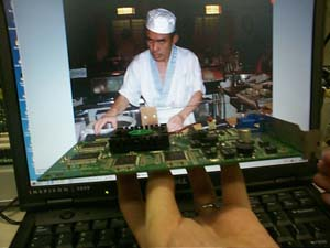 Sushi Platter! Creative 3D Blaster Annihilator 2