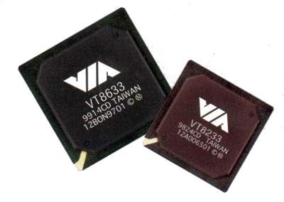 VIA Apollo Pro 266 chipset