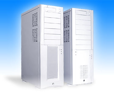 Addtronics 7896A en 7890A server towers
