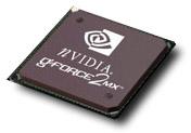 nVidia GeForce2 MX chip