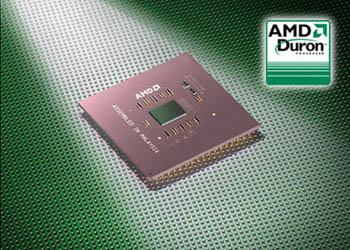AMD Duron persfoto (groot)
