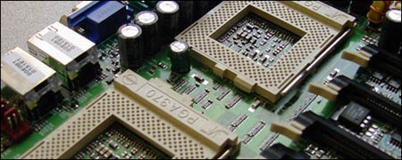 Dual Pentium III plank