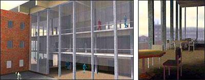 Quake II als toepassing in architectuur
