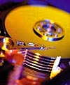 IBM Ultrastar 73LZX harddisk (klein)