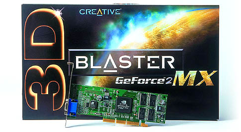Creative Labs GeForce2 MX DDR