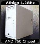 Athlon 1,2GHz/266 systeem