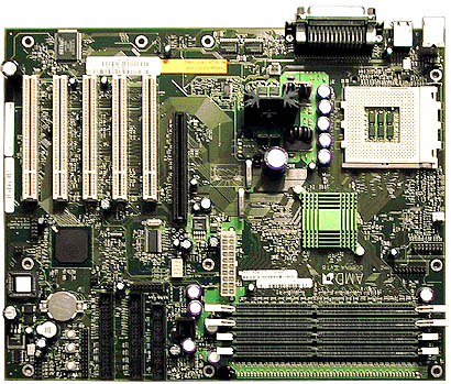 AMD Corona EVT8 reference board (groot, HQ)