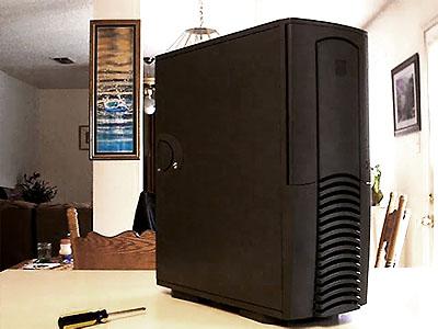 Antec SX1030B case