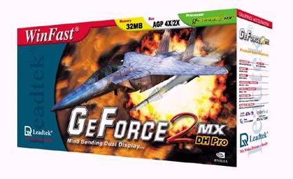 Leadtek GeForce2 MX DH Pro TV