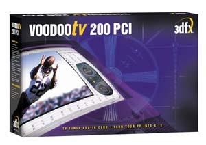 3dfx VoodooTV 200 boxshot
