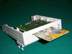 GigaByte Smartcard reader (nu echt)