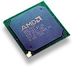 AMD 760 chipset (761 chip, klein, vrij)