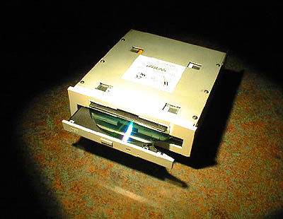 Winstation MediaPak drive