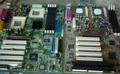 MSI 649D Pro AR vs Abit BP6