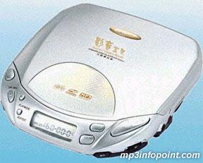 Lenoxx 2 MP3 Speler