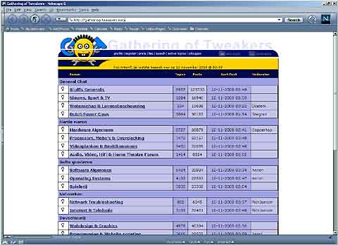 GoT in Netscape 6